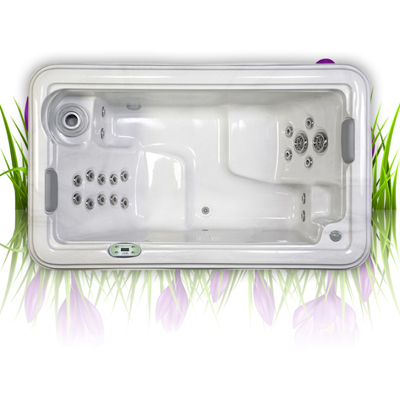 Azalea Spa in our Garden Spa range