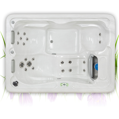 Forsythia Spa in our Garden Spa range